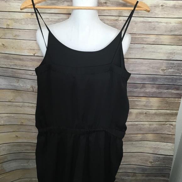 c3b445e57ed LOFT Pants - Ann Taylor Loft Black Spaghetti Strap Jumpsuit